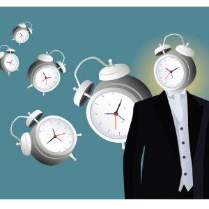 """Curso homologado de """"Gestión eficaz del tiempo"""""""
