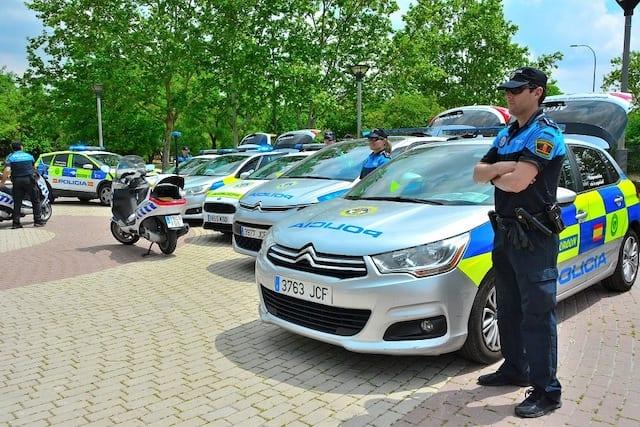 Policía de Alcorcón (25 Plazas OEP2020) – NO se ha iniciado período de instancias