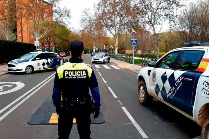 Policía de Alcalá de Henares (12 plazas)- 19/10 Calificación final Concurso oposición 50% de los aprobados son alumnos