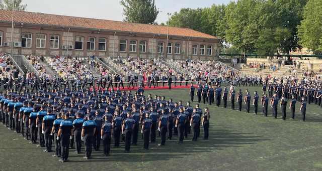 Aprobado el nuevo Reglamento Marco de policías locales de la Comunidad de Madrid